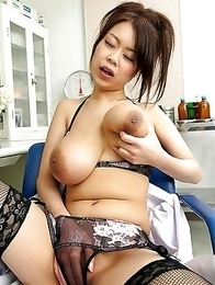 Hot  asian and japan busty cuties photos